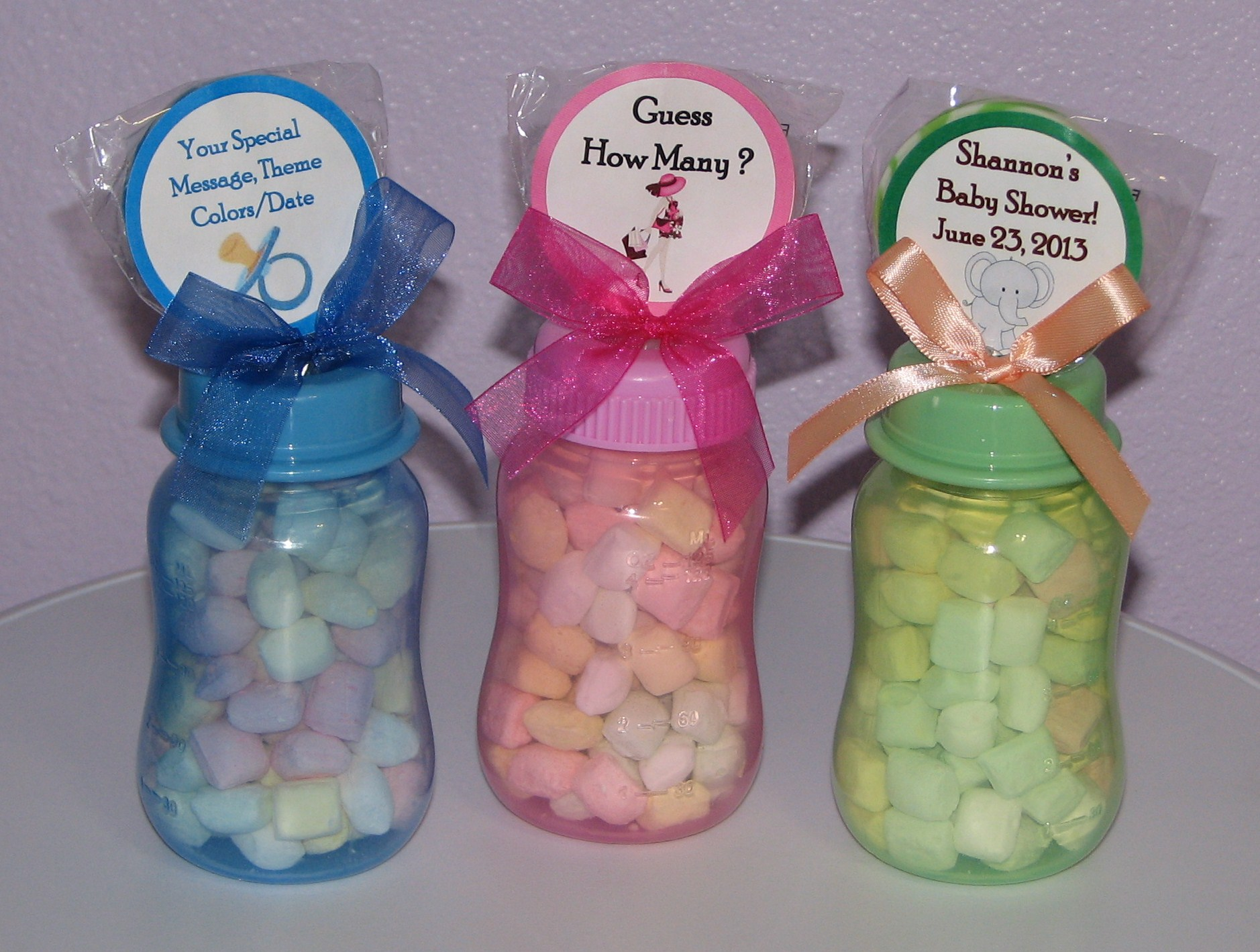 edible baby shower favors to make yourself