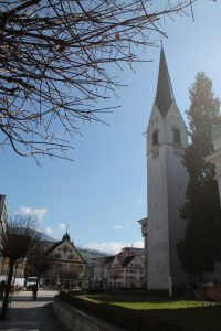 A Toddler's Visit To Inatura in Dornbirn Austria