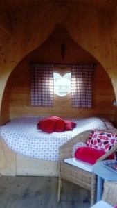 Glamping in Belgium with a Toddler