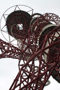 Visiting the ArcelorMittal Orbit in London