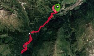 Buggy-friendly summer walks in St Anton am Arlberg