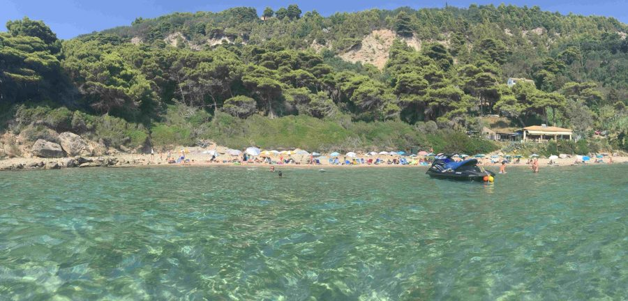 Family-Friendly Beaches in Corfu