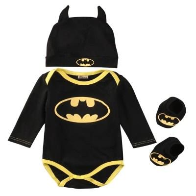 Pilucho Batman 3 piezas
