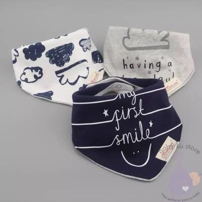 Set de baberos Smile