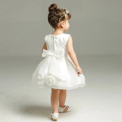 Vestido bautizo happy children