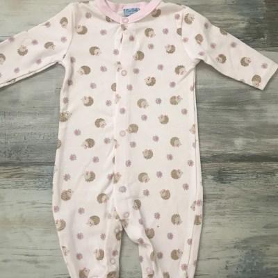 Pijama niña animales