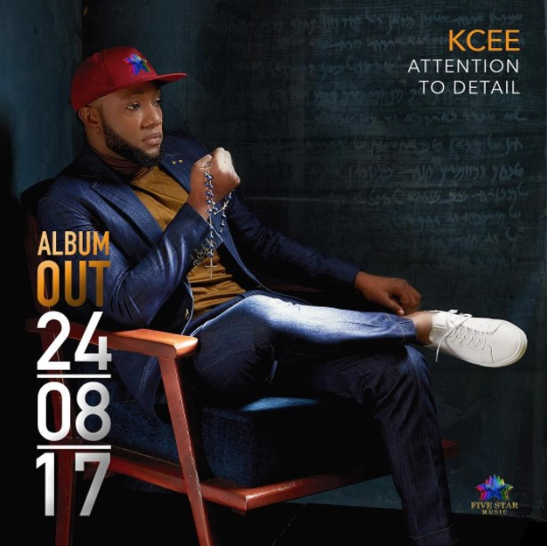 KCee-Attention-to-Detail-Album