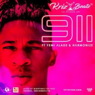 Krizbeatz ft. Yemi Alade x Harmonize – 911