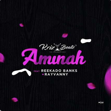 Reekado Banks Aminah