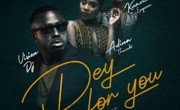 Vision DJ Dey For You