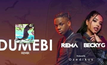 Rema Dumebi Remix
