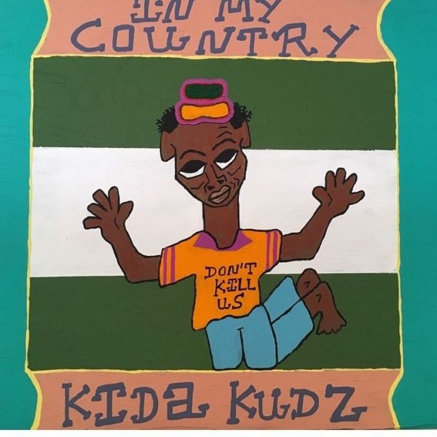 Kida Kudz In My Country mp3 download