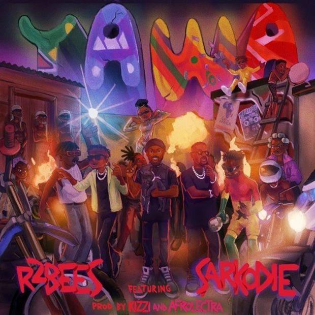 R2Bees Yawa ft Sarkodie mp3 download