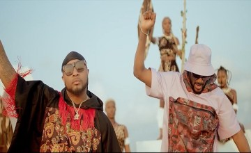 B-Red Kingdom Come ft 2Baba video