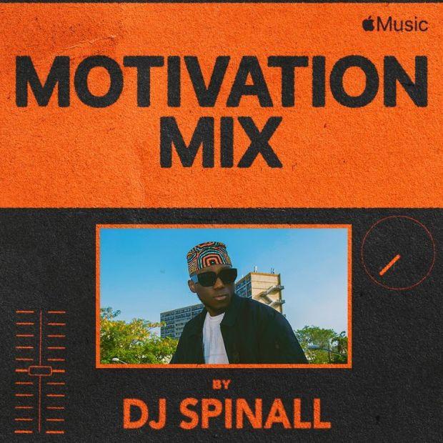 DJ Spinall Motivation Mix