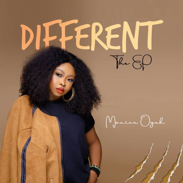 Download Monica Ogah Different EP