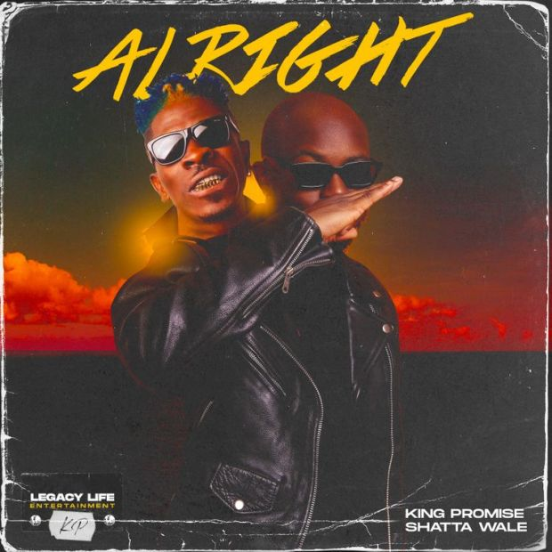King Promise Alright ft Shatta Wale mp3 download