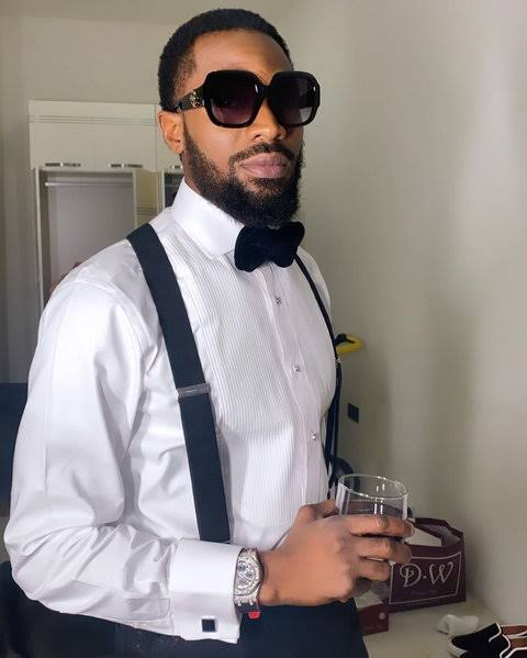 D'banj: I Am Born Again, God Blessed Me With 2 Kids