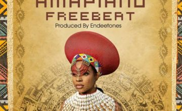 Download Freebeat:- Senegal Queen – Amapiano Beat (Prod By Endeetone)