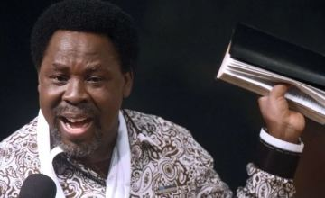 """""""He Felt Uncomfortable, Walked To His Apartment And Never Came Back"""" – Police Reveal How TB Joshua Died"""