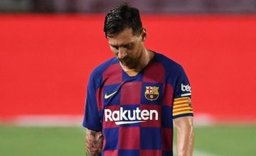 Contract Saga!! Lionel Messi Banned From Barcelona Training