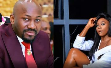 """""""I Slept With Apostle Suleman Twice For Money"""" – Actress Chioma"""