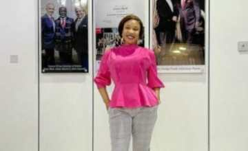 Nollywood Star, Tonto Dikeh Goes Back to School (Photo)