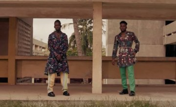 VIDEO: Victor AD Ft. Mr Eazi – Black