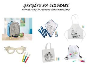 Gadget da colorare