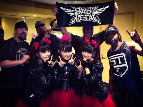 babymetal スイサイダル・テンデンシーズ