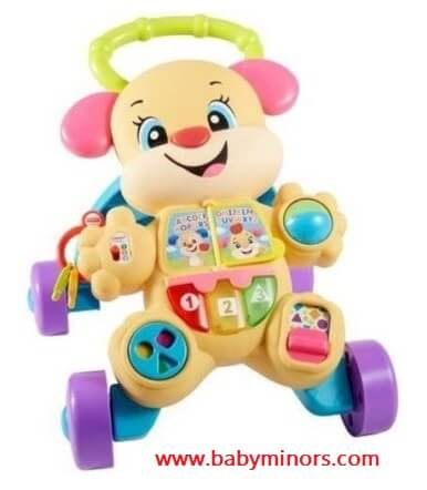 Fisher-Price-Laugh-Learn-Smart-Stages-Learn-with-Sis-Walker-Latest Gifts Ideas For 1 Year Old Baby Girl In 2020