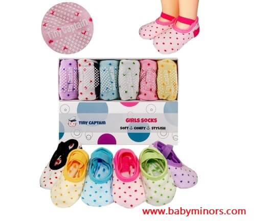 Toddler-Girl-Baby-Grip-Socks-Gift-Latest Gifts Ideas For 1 Year Old Baby Girl In 2020