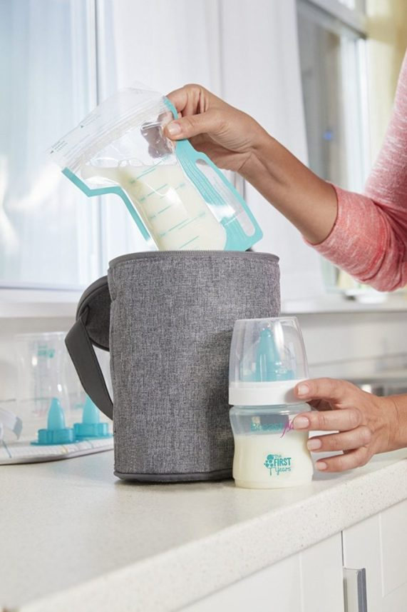 The First Years 3 Pack Breastflow Bottle