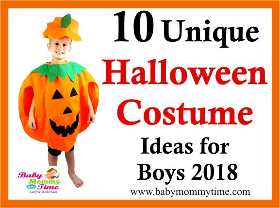 10 Unique Halloween Costume Ideas for Boys 2018