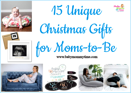 15 Unique Christmas Gifts for Moms-to-Be