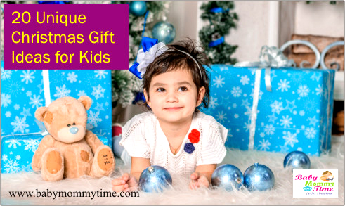 20 Unique Christmas Gifts Ideas for Kids this Holidays