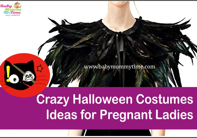 Crazy Halloween Costumes Ideas for Pregnant Ladies