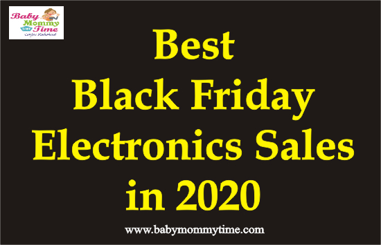 Best Black Friday Electronics Sales in 2020
