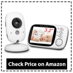 HelloBaby 3.2 Inch Video Baby Monitor with Night Vision Review
