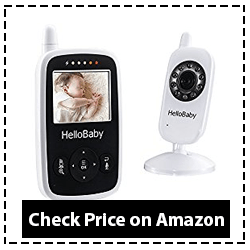 HelloBaby HB32 baby monitor reviews