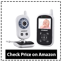 Video Baby Monitor Night Vision Camera Reviews 2020