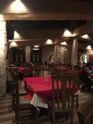 Didalam restoran