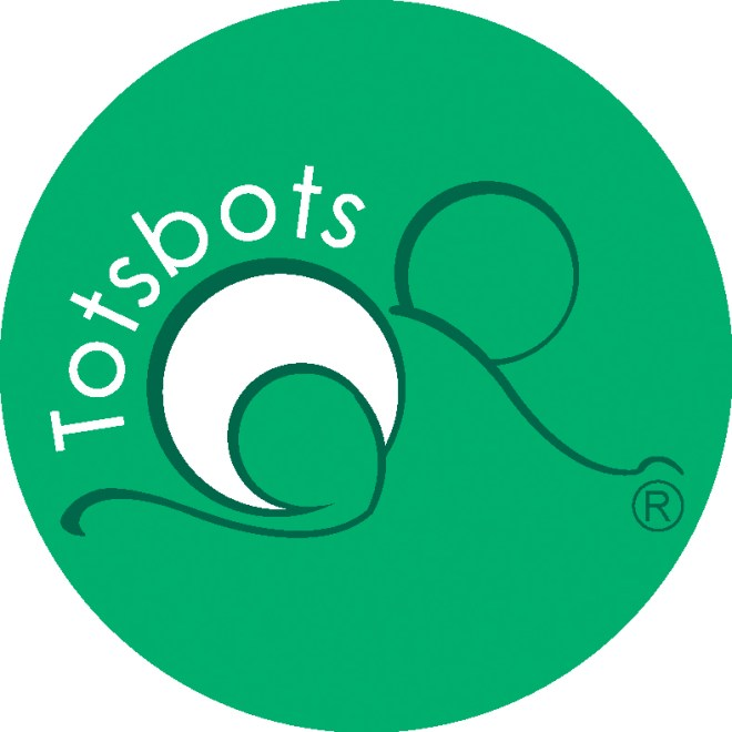 logo tots bots blog baby no soucy