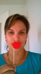 kit photobooth anniversaire melle l babynosoucy bouche