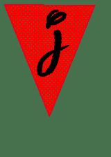 fanion J