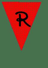 fanion R