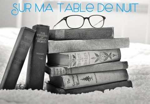 sur ma table de nuit baby no soucy