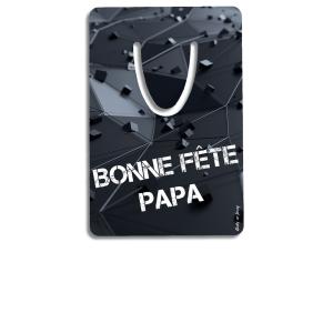 marque-page-aluminium-bonne-fete-papa-geometrique