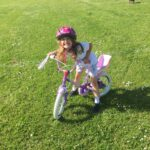 Family Bucket List 2016 – Learning to ride a bike