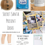 #Blogmas – Secret Santa Present Ideas